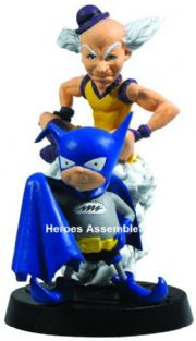 Eaglemoss DC Comics Super Hero Figurine Collection Mr. Mxyzptlk & Bat-Mite Special